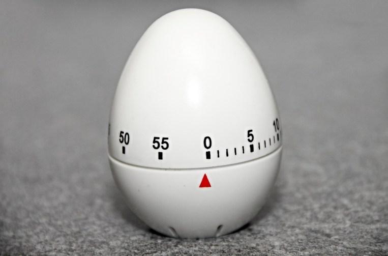 Short-Time Alarm Clock, Alarm Clock, Kitchen Clock