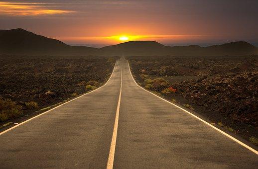 Por Carretera, Carretera, De Viaje