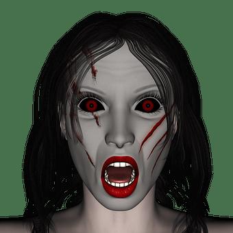 Zombie, Halloween, Horror, Fantasy, Evil