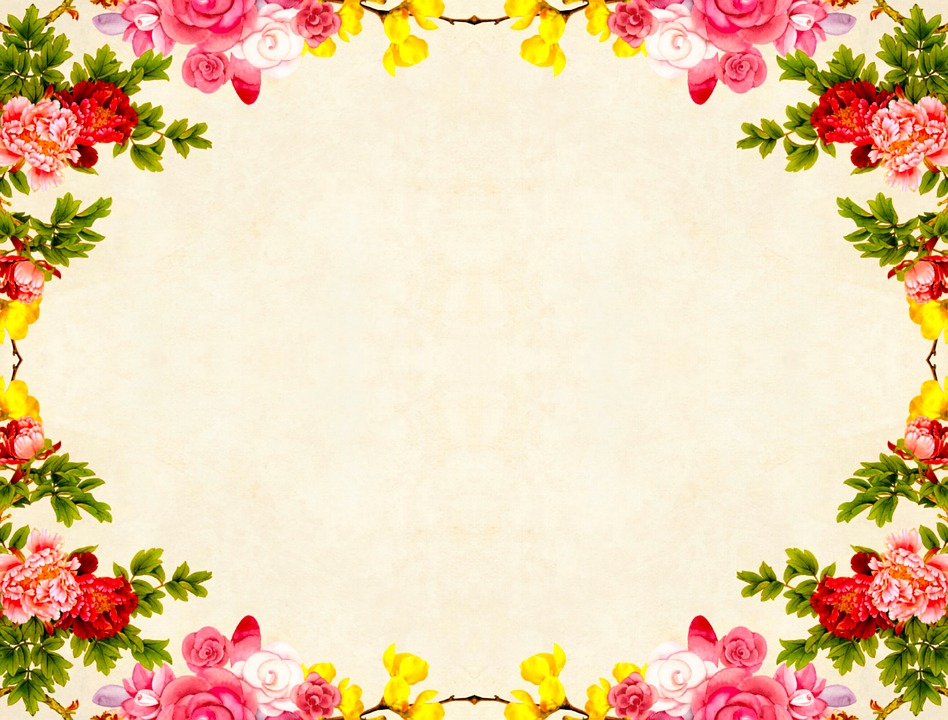 Colorful Roses Realistic Triangles Abstract