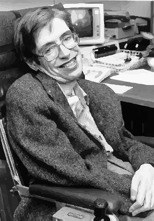 Stephen Hawking, Científico, Físico, Als, Autor