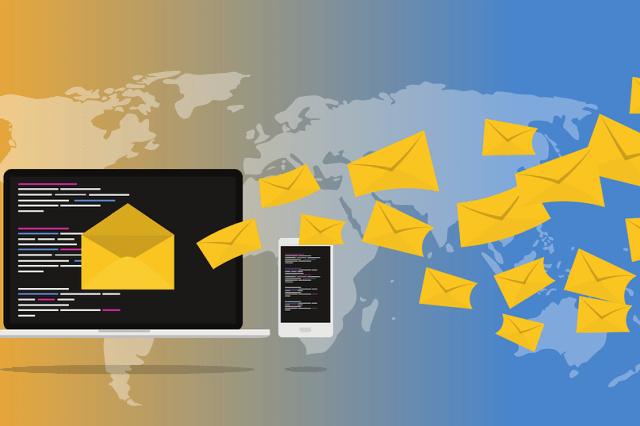 Email, Boletim Informativo, Marketing, On Line