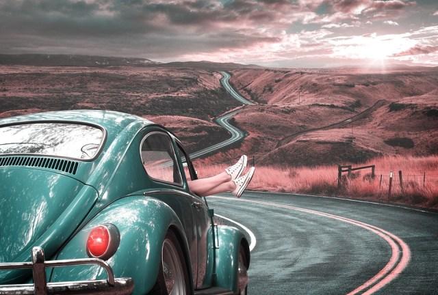 Viagem, Viagens, Amor, Estrada, Linhas, Cenário, Sky