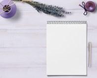 メモ帳, テーブル, 装飾, メモ, 手書きパッド, 書きます, 注意, 紙, メッセージ, 文字, 対応
