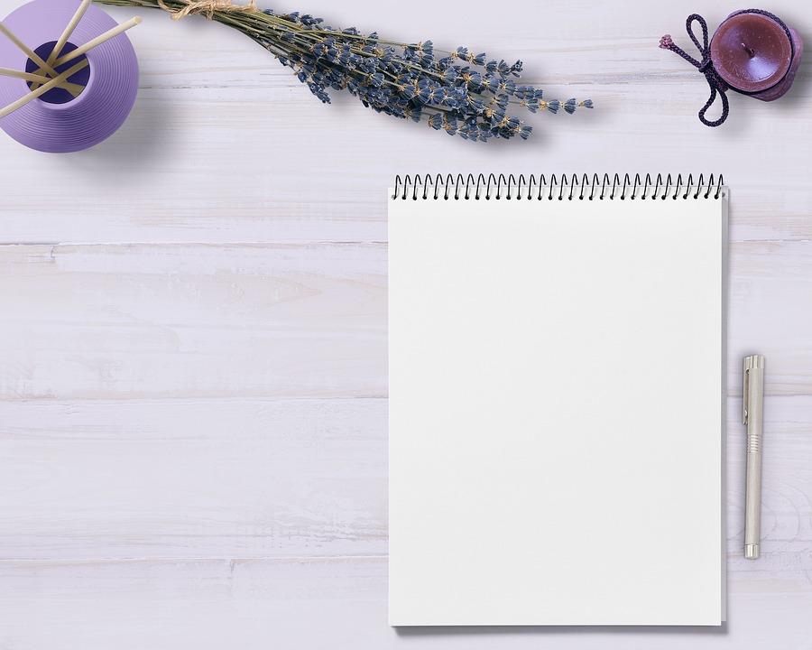 Notepad, Bảng, Trang Trí, Ghi Chú, Bằng Văn Bản Pad