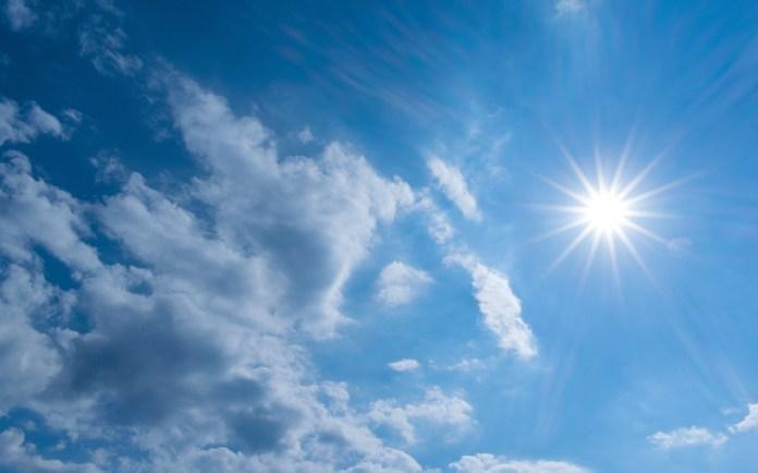 Nature, Sommer, Solen, Vær, Fluffy, Himmelen, Skyer