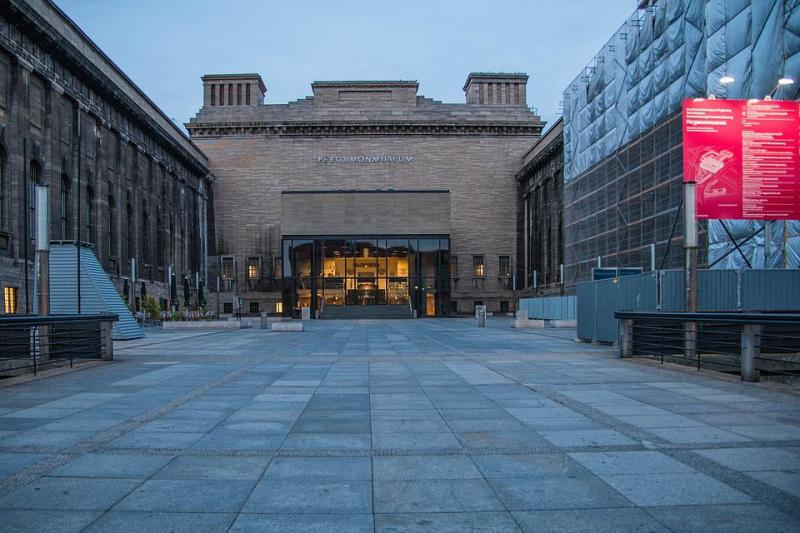 Berlin, Musée De Pergame, Ile Des Musées