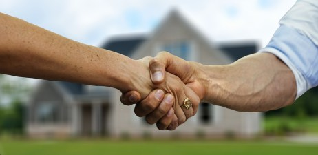 Purchase, House, House Purchase, Real Estate, Man