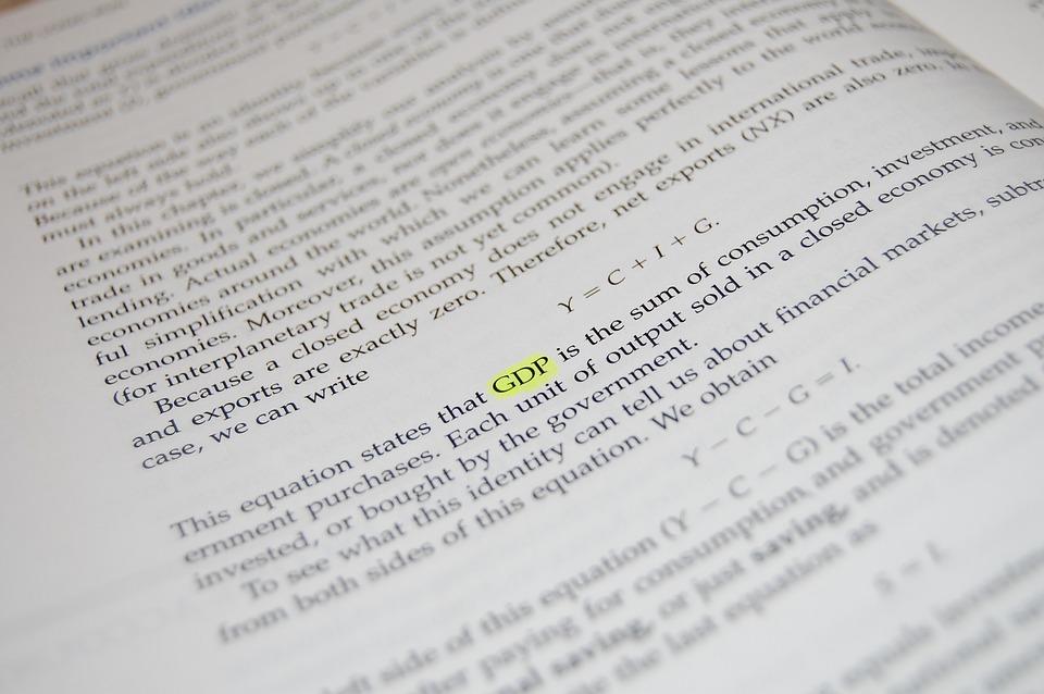 Pib, De Papel, Documento, Libro, Economía, Página