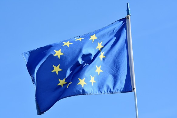 Flag, Europe, Europe Flag, Eu Flag, Star, Eu, Country