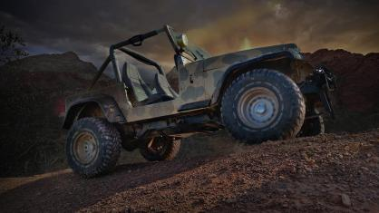 Offroad, Buggy, 4 X 4, Auto, Jeep, Vehicle, Automotive