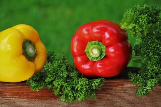 Paprika, Gustoso, Vitamine, La Freschezza