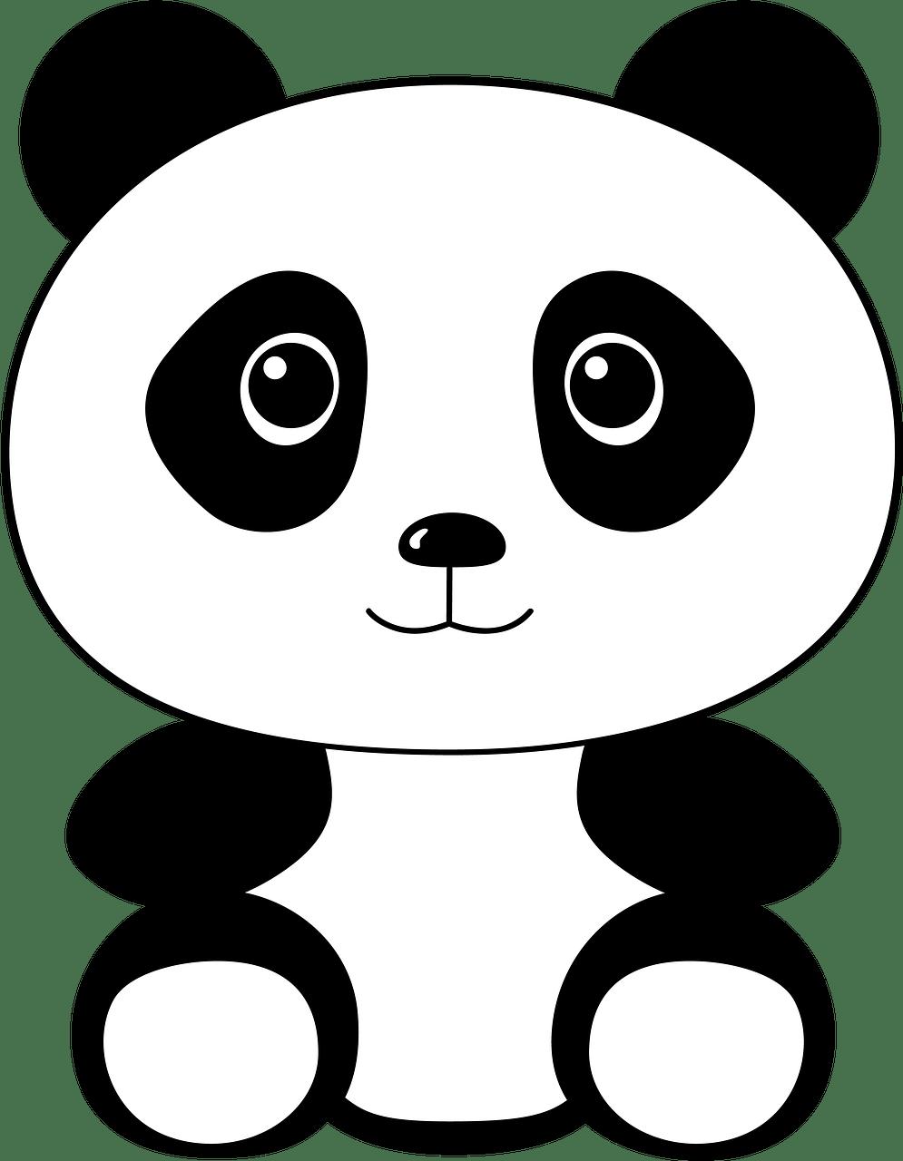Panda Cute Animals Free Image On Pixabay