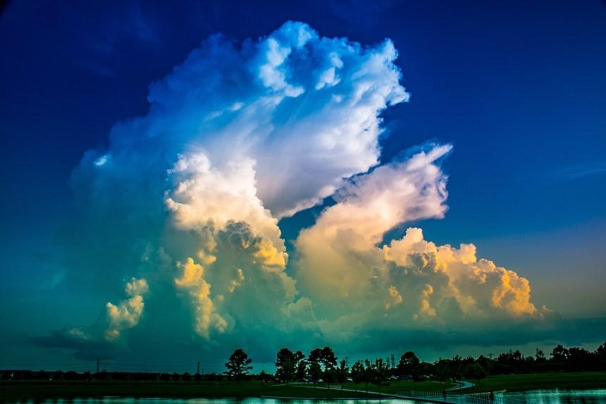 Cumulonembo, Nube Di Cumulo, Meteorologia, Temporale