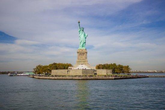 自由の女神, マンハッタン, アメリカ合衆国, 記念碑, 像, 自由