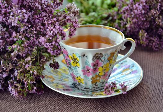 Tè, Tisana, Tè Del Fiore, Drink, Caldo, Mattina