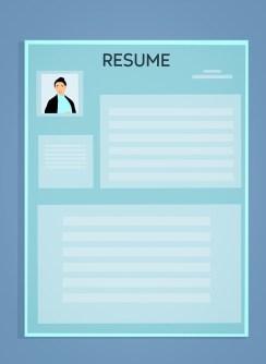 Resume, Cv, Resume Template, Application, Apply