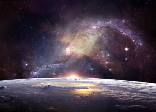 Galaxy, Star, Infinito, Cosmo, Buio, Costellazione
