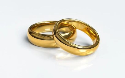 Wedding Rings, Engagement Rings, Marriage, Union, Divine Relationships