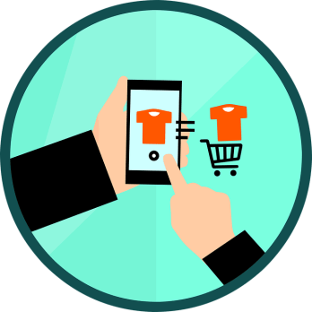 Shopping, Online, Ecommerce, Consumer, Cart, Products, WhatsApp sales
