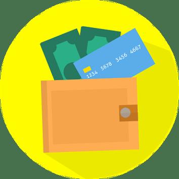 お金, 財布, 銀行, 紙幣, 法案, ビジネス, 購入, カード, 現金