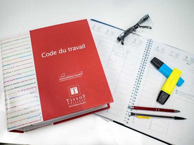 Code Du Travail, France, Réglementation, Code, Travail