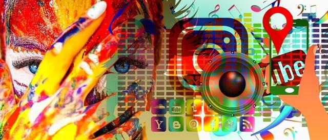Social Media, Social, Network, Internet Addiction,Part time job idea for students