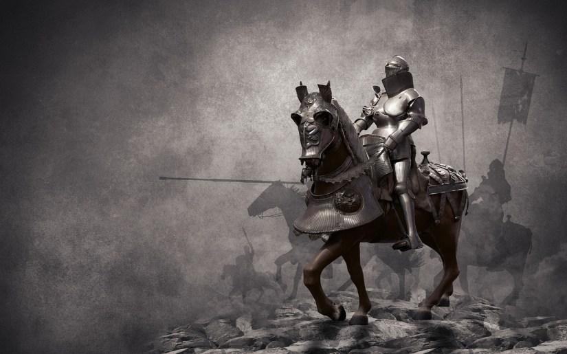Guerriero Cavaliere Medioevo - Foto gratis su Pixabay