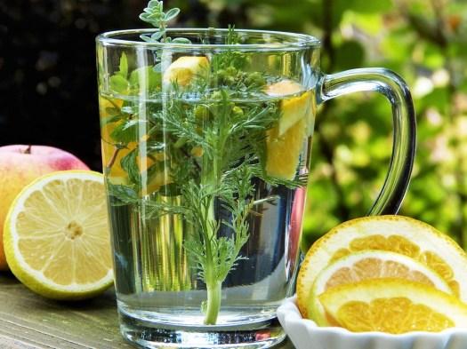 Tee, Le Erbe, Camomilla, Frutta, Limone, Arancione