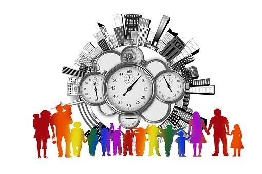 Time, Time Management, Family, Stopwatch