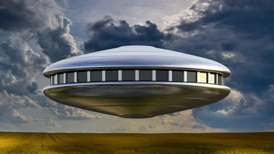 Ufo, Ship, Spaceship, Alien, Spacecraft