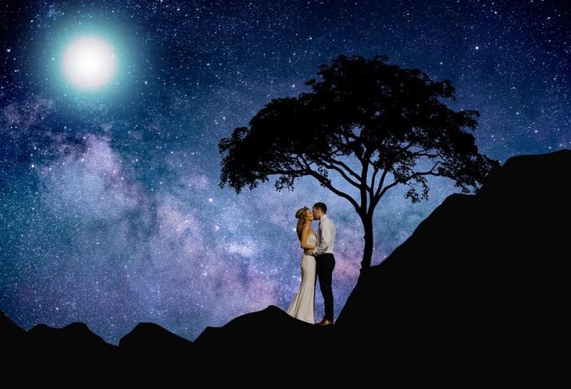L'Amour, Romance, Romantique, Nuit Romantique, Amour
