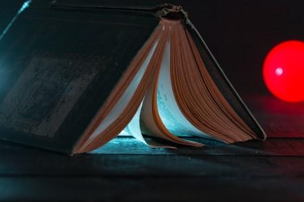 本, 古い, 読み取り, 光, 知っています, 文学, ファンタジー, 神秘的な, 抽象的な, アート, 研究