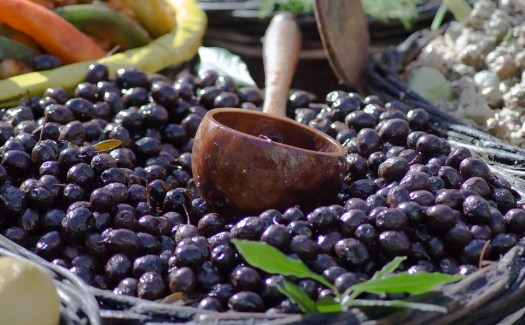 Olive, Olivier, Olio, Frutta, Mercato