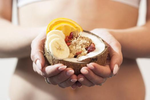 Cocco, Guscio, Frutta, Nutrizione, Dadi, Dieta