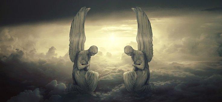 Fantasy, Angel, Mystical, Wing, Magic
