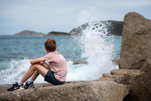 Ocean, Mare, Costa, Onde, Acqua, Paesaggio Marino