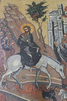 Mosaïque, Eglise, Orthodoxe
