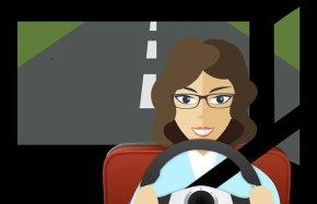 Di Guida, Donna, Auto, Trasporti