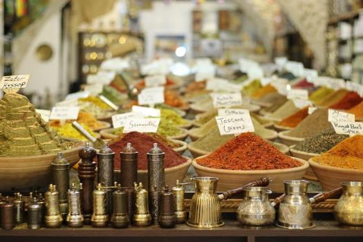 Spezie, Negozio, Mercato, Bazar, Jerusalem