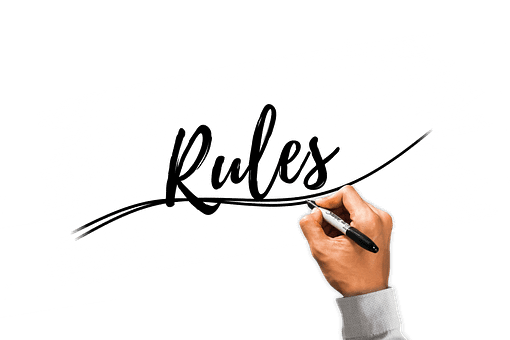 Smart habits of breaking the rules