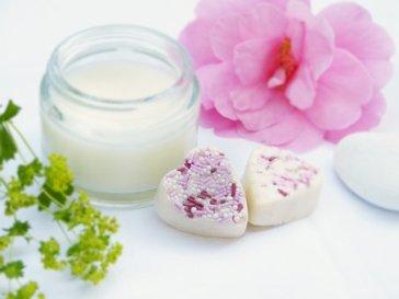 Cream, Shea Butter, Camellia, Blossom