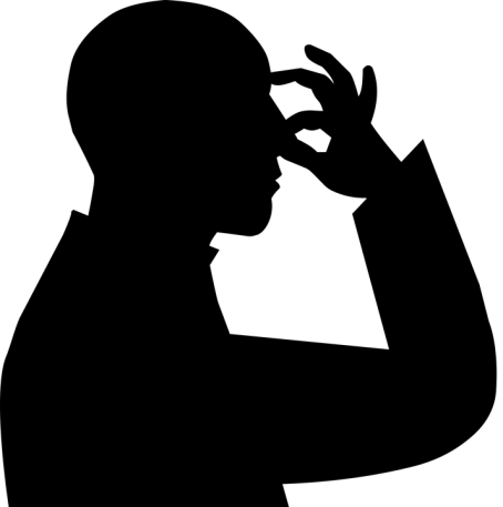 Stink Smell Silhouette - Free vector graphic on Pixabay