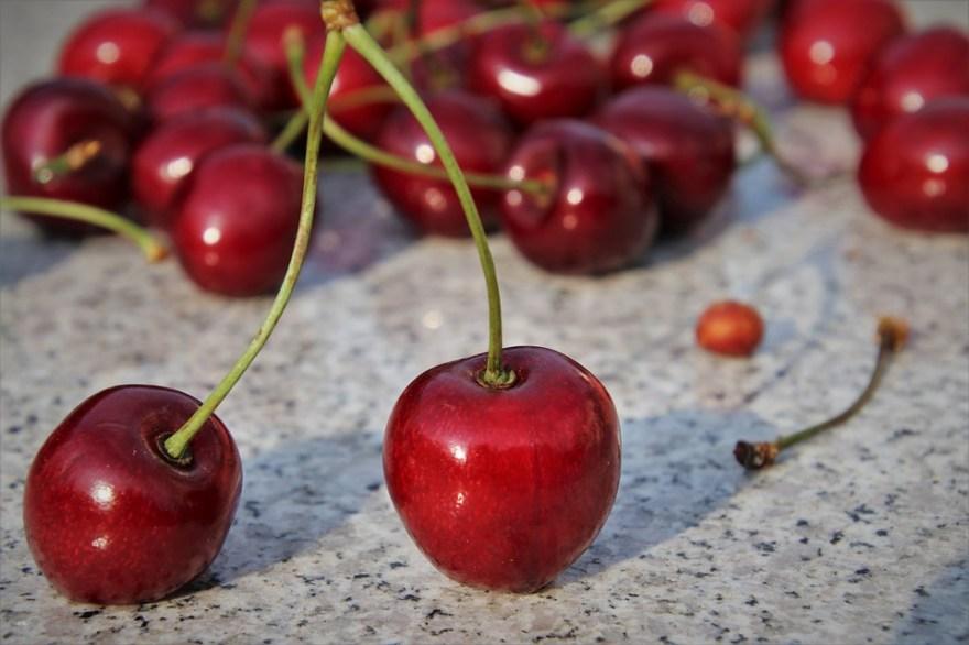Cerejas são uma excelente opção para quem quer emagrecer