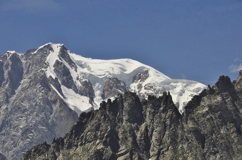Mont Blanc, Italy, Snow, Mountain, White, Alps