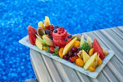 Piscina, Frutta, Salute, Spa, Vitamina, Organici