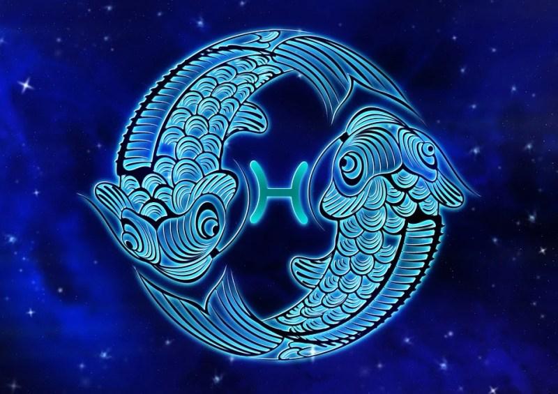 Signo Del Zodiaco, Peces, Horóscopo, Diseño, Astrología