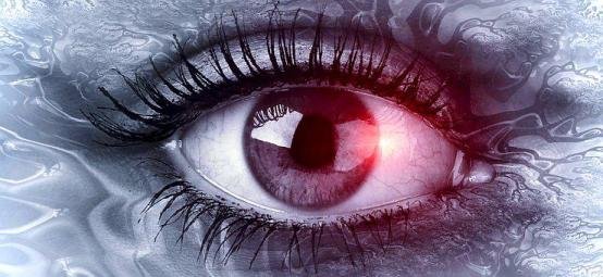 Eye, Shining, See, Watch, Light, Red, Memory, Subconscious, Hypnotherapy, Past Life Regression