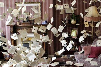 Harry Potter, Hogwarts Acceptance Letter