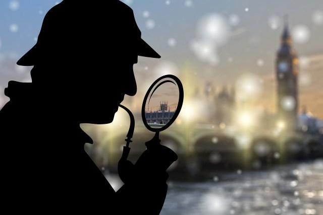 Detective en Londres